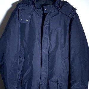 Reiss jacket parka coat men size xxl like new